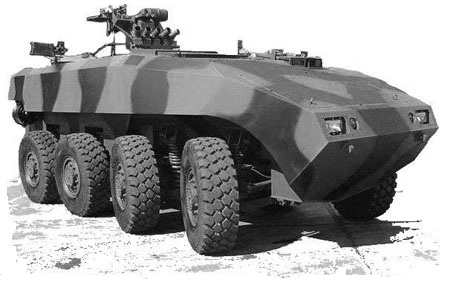 Defense Track Vehicles